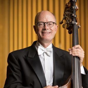Boston Symphony Principal Bass Ed Barker
