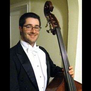 Double bassist and arts management expert Brent Edmondson
