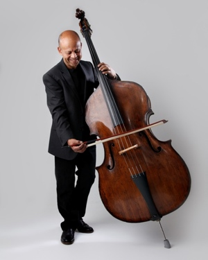 double bass virtuoso Leon Bosch