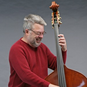 Jazz double bassist Todd Coolman