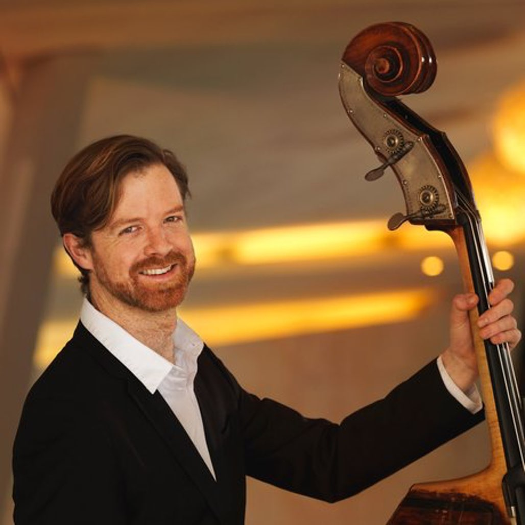 Berlin Philharmonic principal bassist Matthew McDonald is today's featured guest!