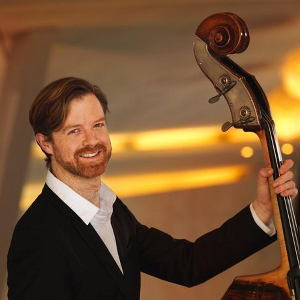 Berlin Philharmonic principal bassist Matthew McDonald is today's featured guest!