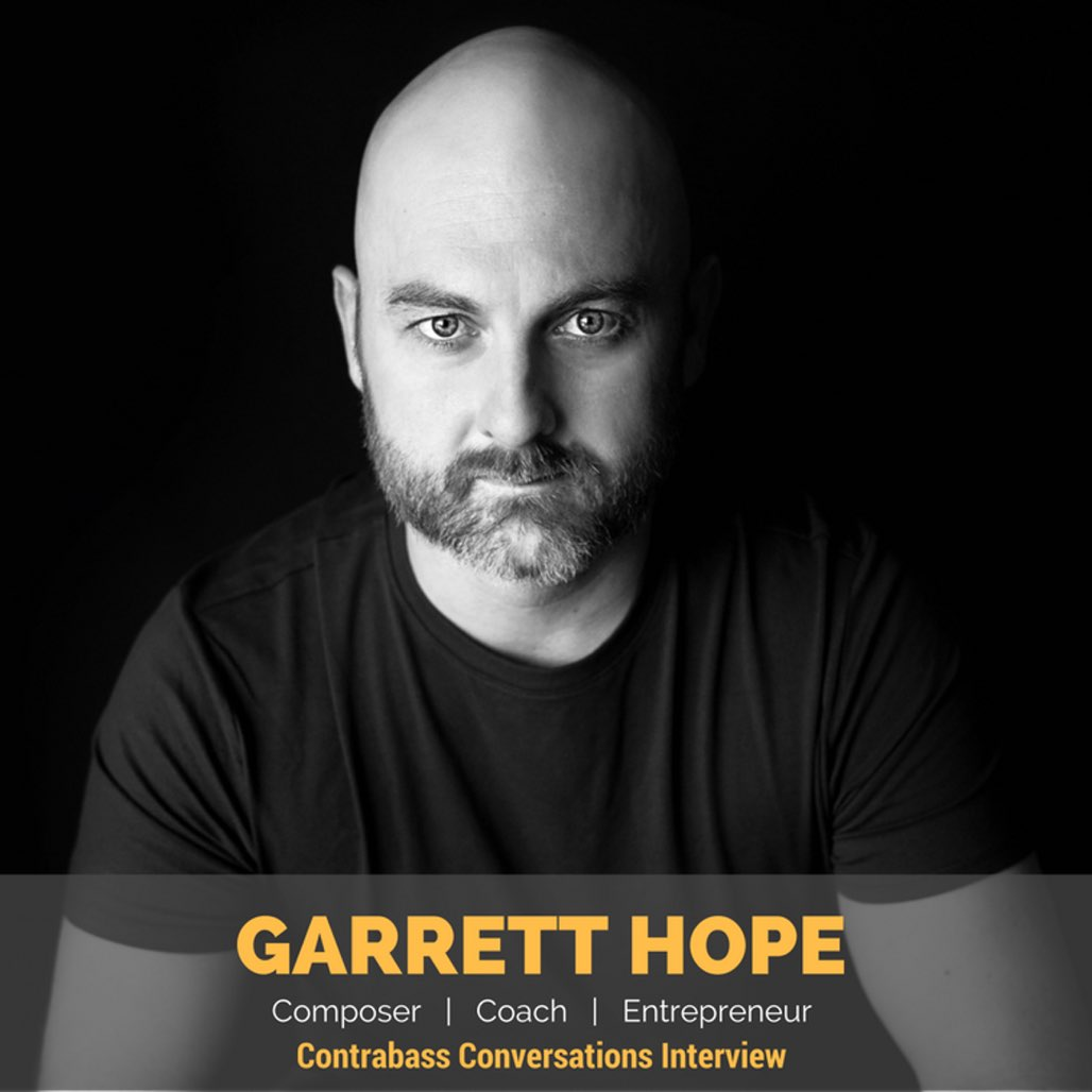 Garrett Hope composer
