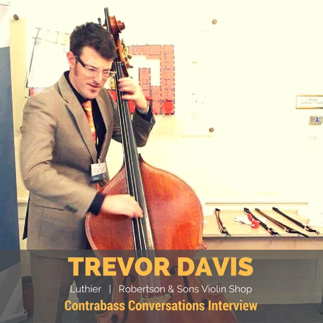 Trevor Davis Double Bass