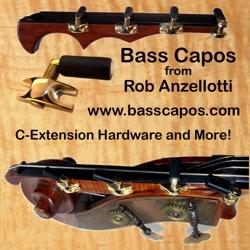 Bass Capos