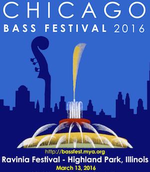 Chicago Bass Festival @ Bennett Gordon Hall