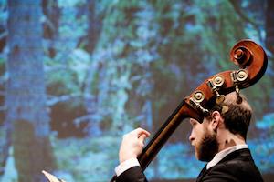 Eric Steffens Nino Rota performance @ Apollo-Theater Siegen | Germany