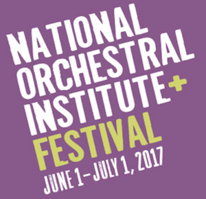National Orchestral Institute @ University of Maryland Performing Arts Center