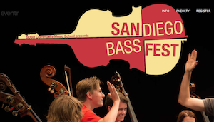 San Diego Bass Fest @ School for Music and Dance