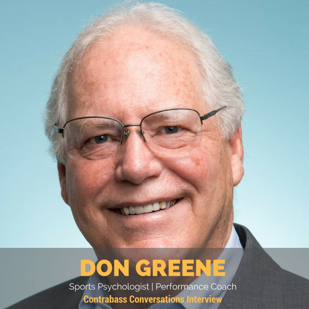 Don Greene sports psychologist performance coach